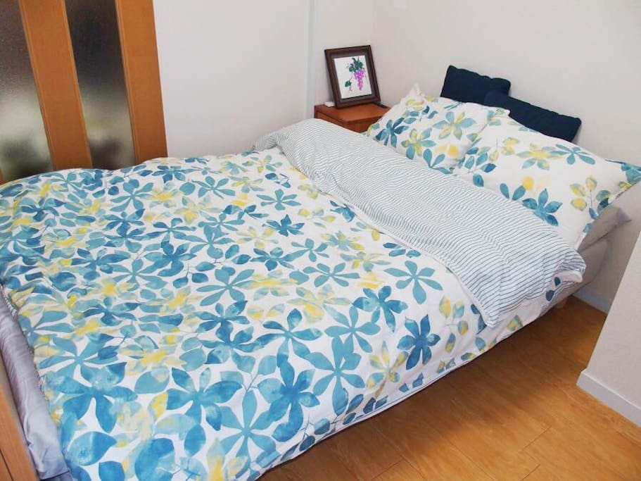 Bed room 2 - Semi Double Bed
