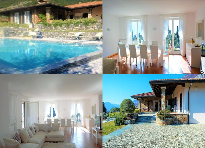 Villa Oliva,  beautiful property on Como Lake