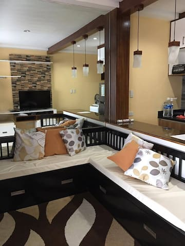 Fully Furnished Condo - Bacolod - Wohnung