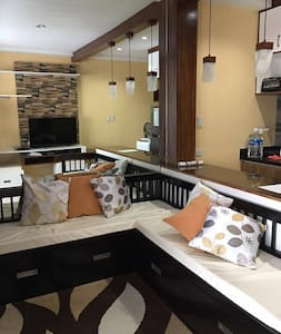 Fully Furnished Condo - Bacolod - Lyxvåning
