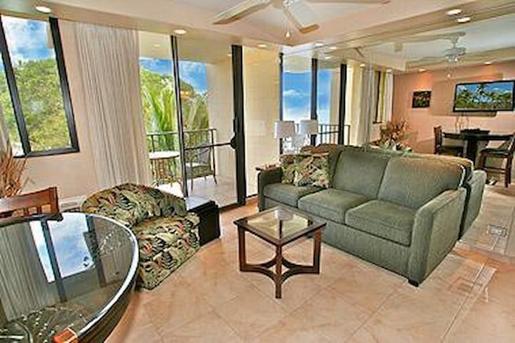 Kealia Resort 405 - Kihei - Appartement en résidence