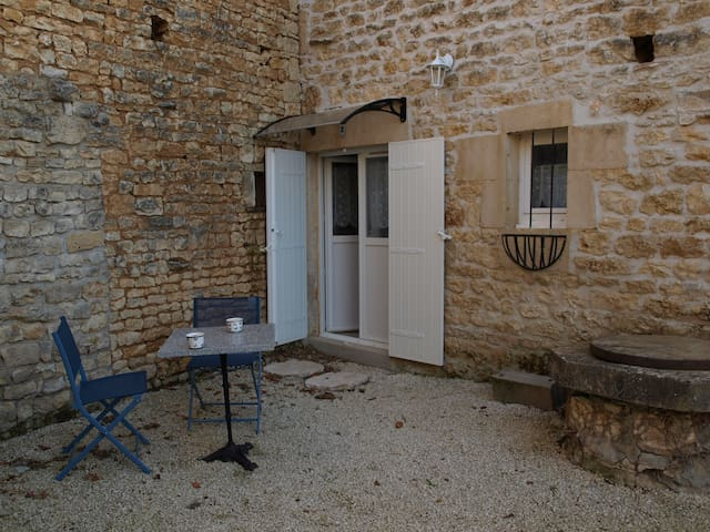 Charming French Gite The Stables - Villiers-le-Roux - Casa