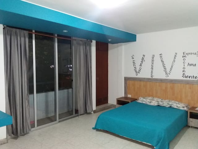 Apartamento tipo Loft.