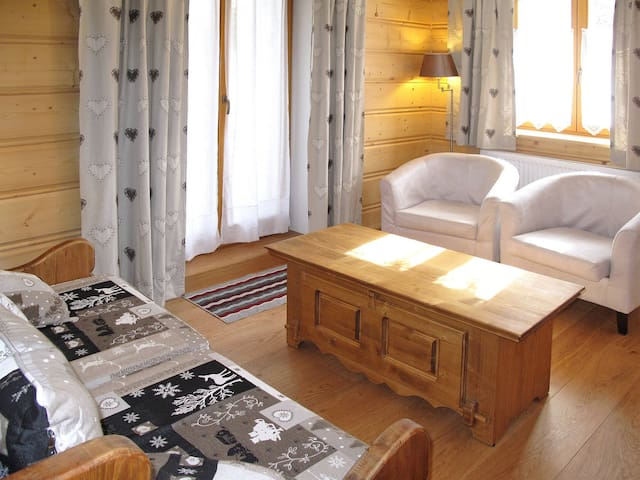 4-room apartment in Châtel for 6 persons