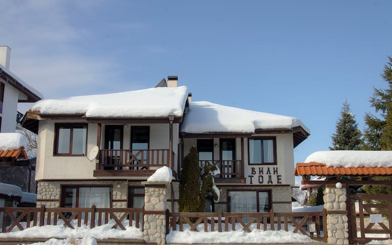 Snownest Villas for up to Twelve Guests