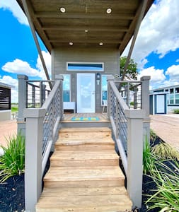 Colorful, Eco-friendly Tiny Home