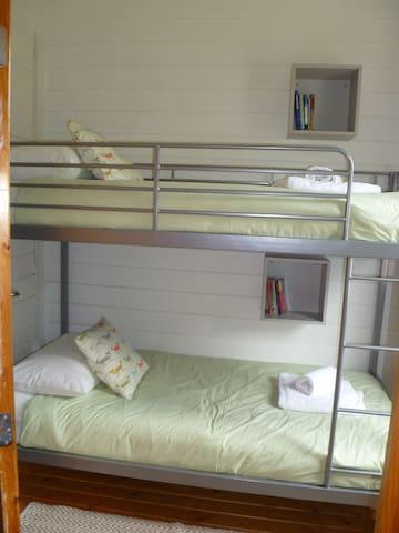 Bunk Bedded Bedroom