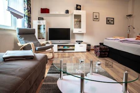 Moderne Einraumwohnung im Herzen der Stadt Forst/L