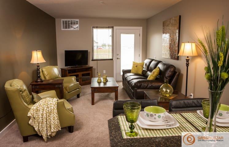 Multiple Suite Complex - Ideal for Work Crews!