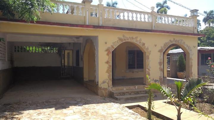 Villa Manantiales Habitacion 1
