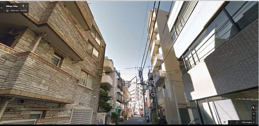 Private small Apt at Ebisu, Shibuya 6 min station - Shibuya - Apartment