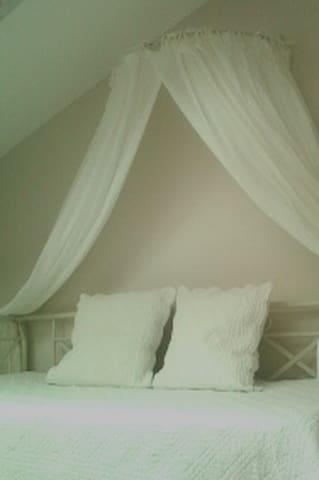 Chambre 2 avec lit 2 places