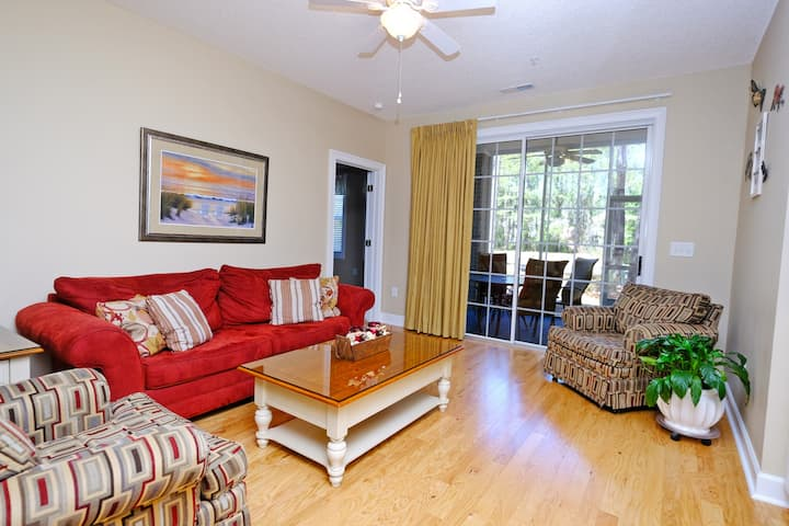 Barefoot Resort: Greenbriar 113, 3BR Resort Villa