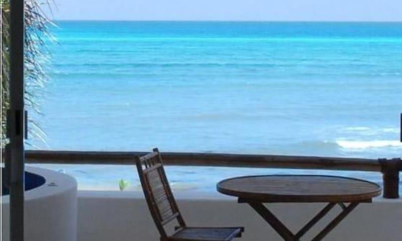 Beautiful sea view condo! - Puerto Morelos - Apartment