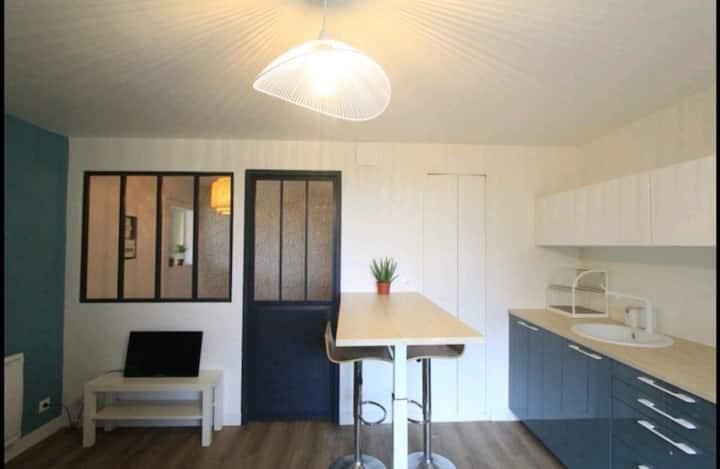 Appartement avec terrasse- Bord de mer