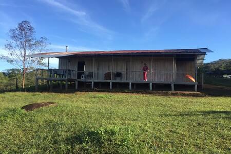 Casa Rústica Rural para descansar