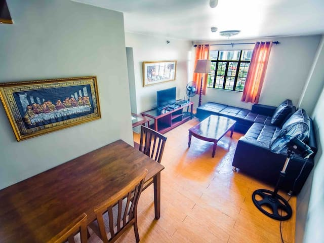 Affordable 2 BR for Long Term Stays in Manila