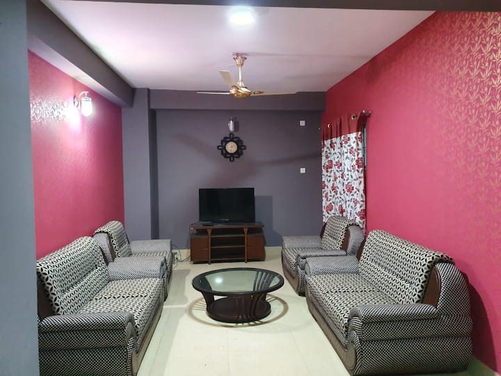 4 Bedroom apartment Central Chowmona Moulvi Bazar
