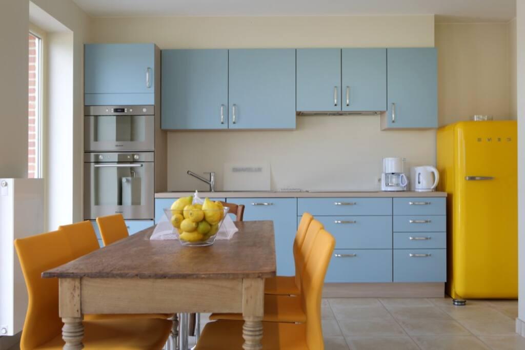 Keuken (gelijkvloers)