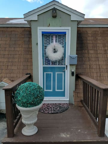 Tiny House for Snowbirds! - Tyngsborough - Huis