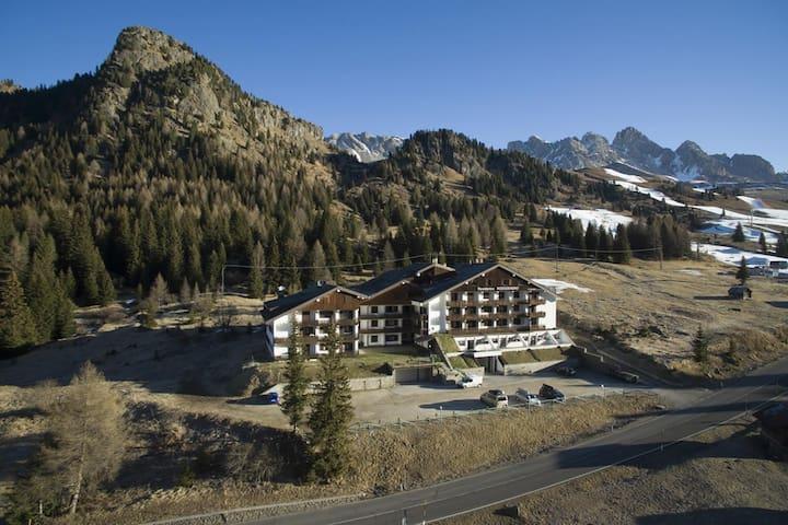 Vacanze a Moena Residence Trentino