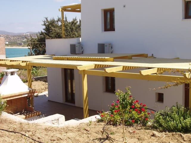 Sea and Garden House in Orkos - Naxos - House