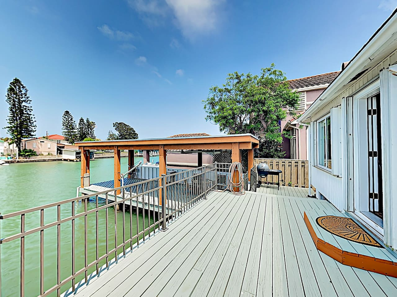 Welcome to Port Isabel! This home is professionally managed by TurnKey Vacation Rentals.