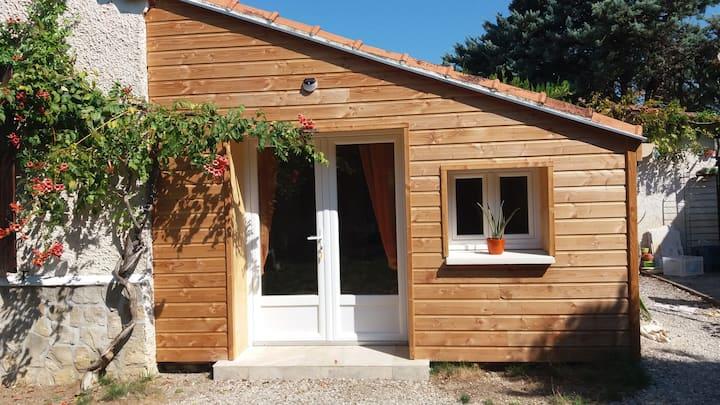 Chambre d'hôte - Studio entre Dentelles et Ventoux