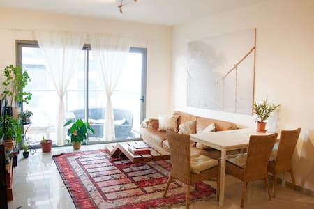 TLV Skyline 4 Bedroom Luxury Appt - Apartament