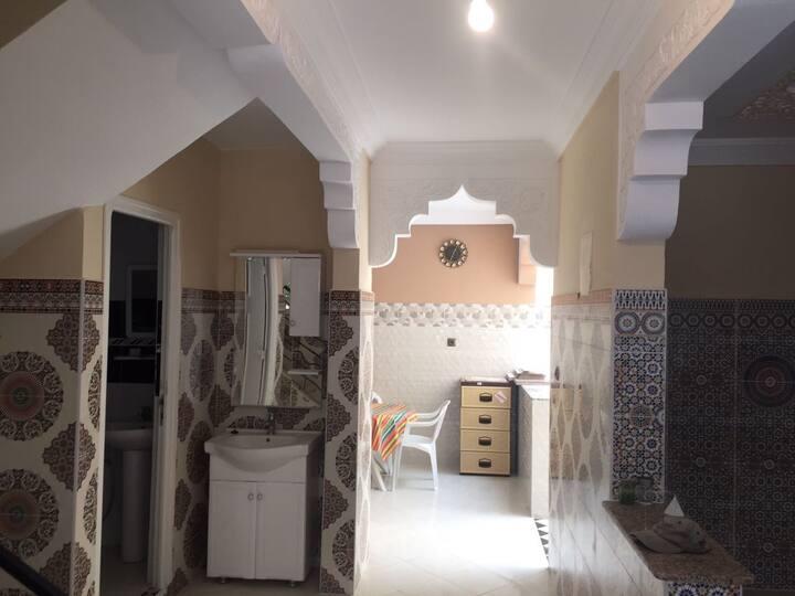 Grande et jolie maison pres de la plage a Saidia