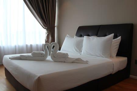 2Vortex Suites KLCC.2 Bedroom Suite - Kuala Lumpur - Résidence de tourisme