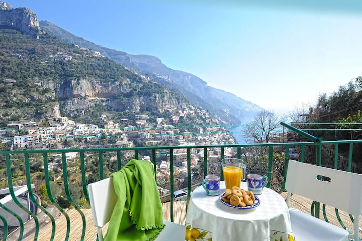 Casa Siria - Positano Awesome Sea View