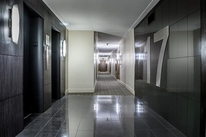 Penthouse Apartment located near Downtown Montreal