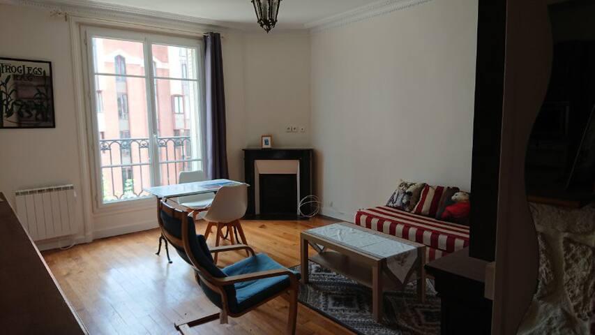 Superbe appartement 50 m2