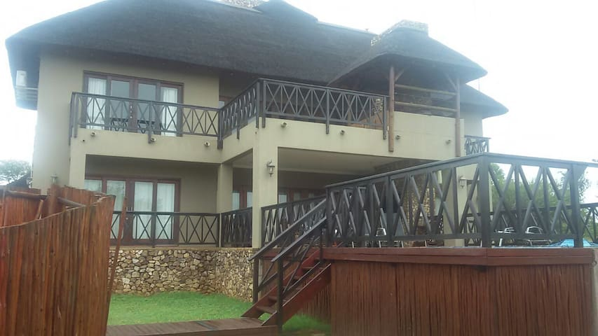 Lodges available @ Zebula Country Club & Spa