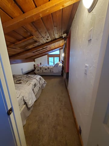 Loft entry