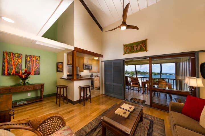 #204 Waiohinu - Hana Kai Maui Ocean View 1 Bd