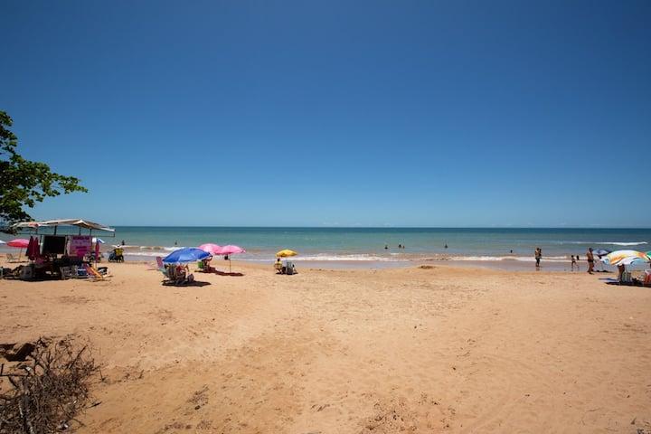 Kitnet aconchegante a 20 metros da praia