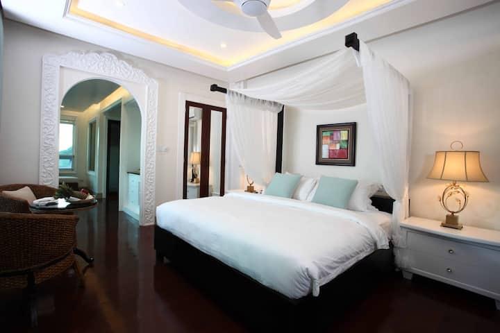 Matinloc Resort (Sea-view Room)