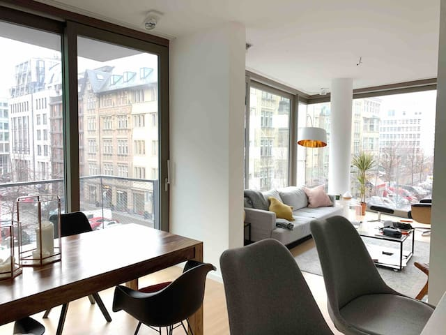 Stay At The Bright & Luxury Flat in ♥ of Mitte