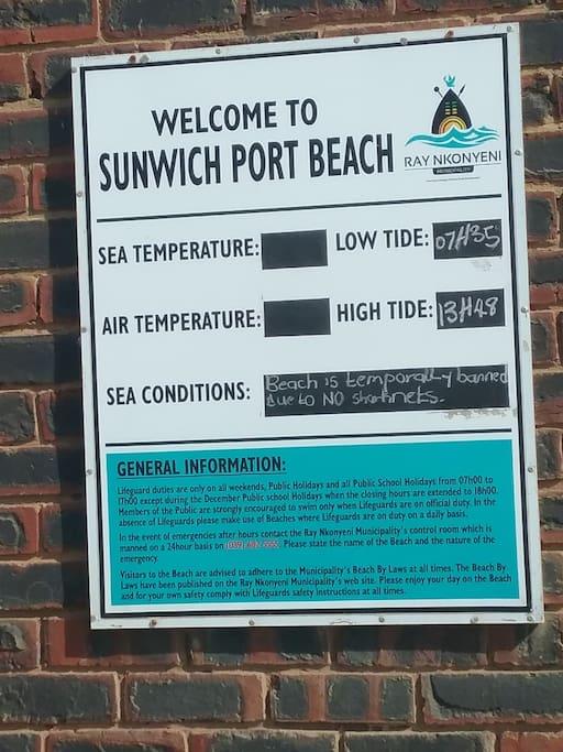 Sunwich Port Beach