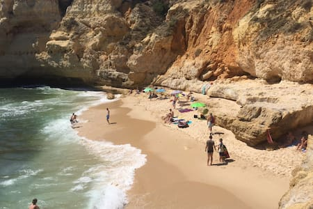 Super views on Atlantic Ocean and at the beach! - Carvoeiro - Lejlighed