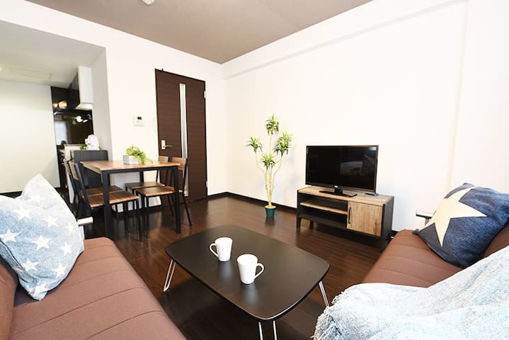 (1281)Cozy apartment in Susukino/SAPPORO