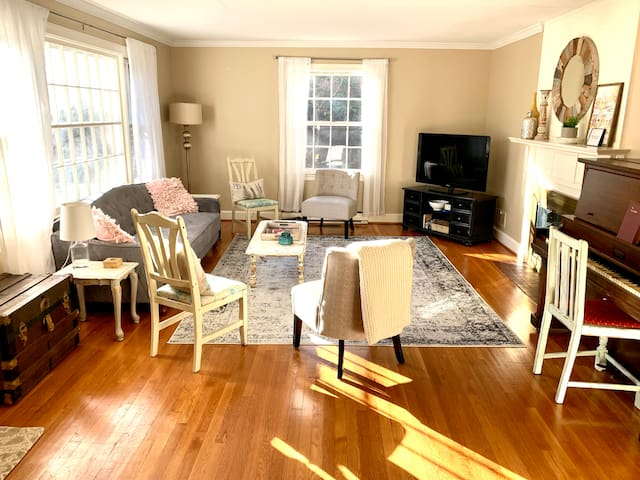 Downtown SP! Clean + Cozy Updated 1950s Home