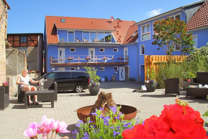Ferienwohnungen Malow - Ferienwohnung Luv - Röbel/Müritz - Apartment