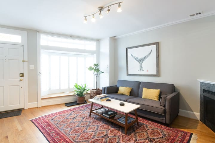 Spacious & Renovated Charmer in Dupont 2 Bed 2.5BA