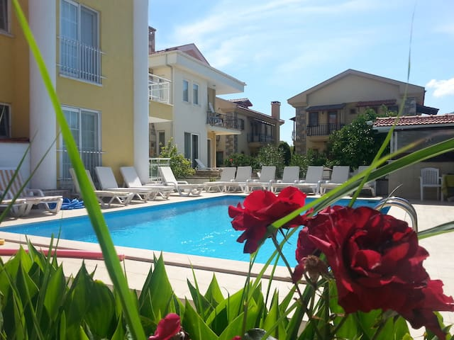 Karaca Apart Hotel-Dalyan - Ortaca - Apartment