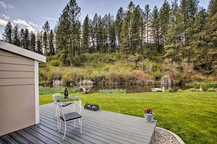 NEW! Charming Spokane Studio - 4 Miles to Downtown