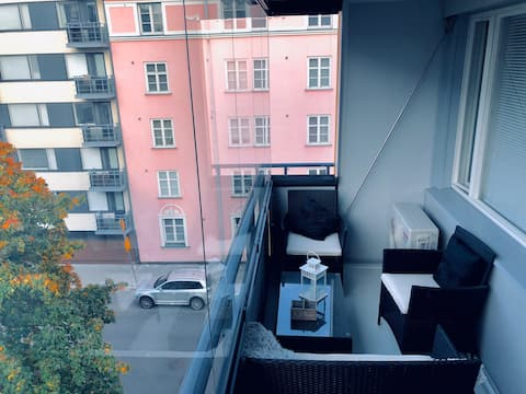 Studio Apartment near the City Centre & Kupittaa