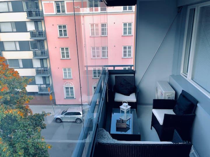 Studio Apartment near the City Centre & Kupittaa